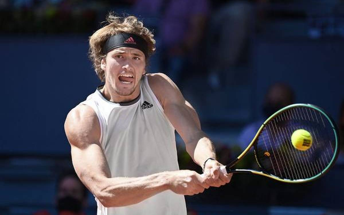 Alexandr Zverev beats Rafael Nadal, storm into semifinals of the Madrid Open 2021