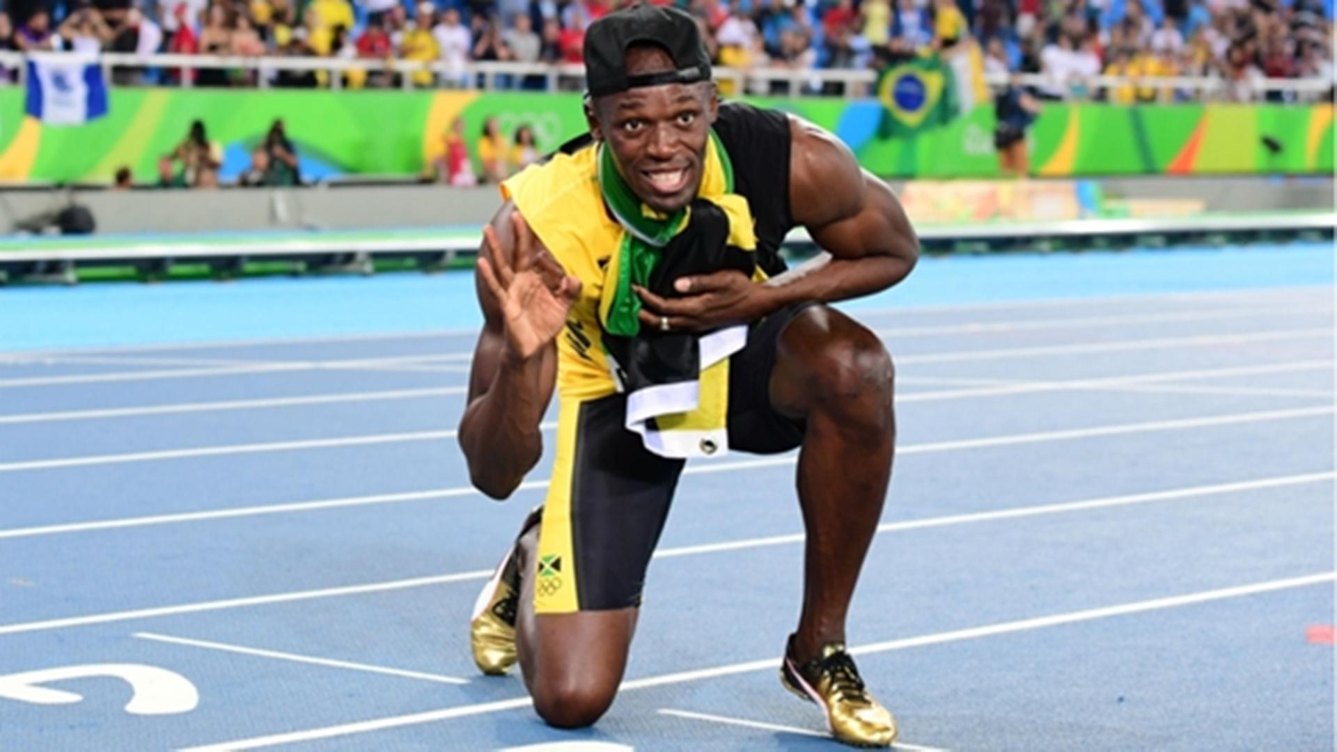 Legendary sprinter Usain Bolt retires