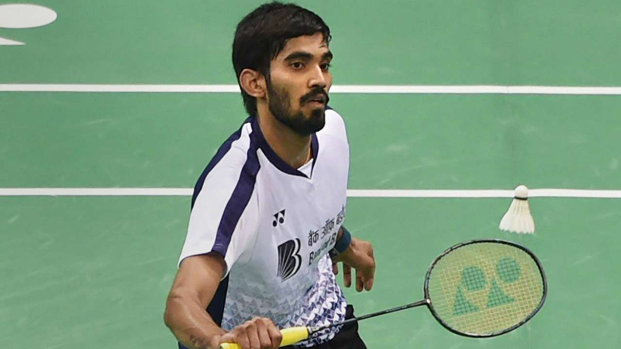 K Srikanth crashes out of Malaysia Open