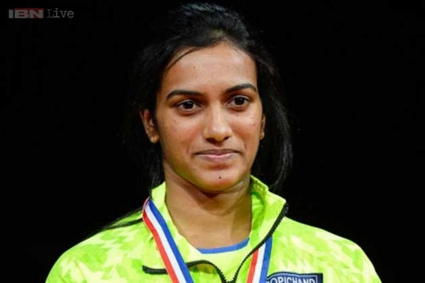PV Sindhu moves to 3rd position in world ranking