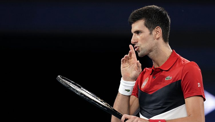 Serbian World No.1 Novak Djokovic donates 1 million euros to help his country in coronavirus fight