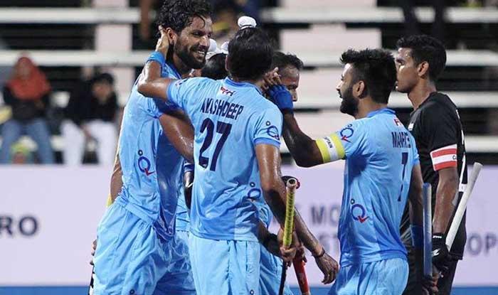 India beat Austria 4-3 to end Europe tour on a high