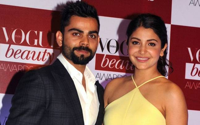 Virat Kohli thankful to wife Anushka Sharma for his rich form