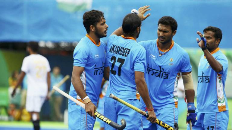 India to take on South Africa in Men