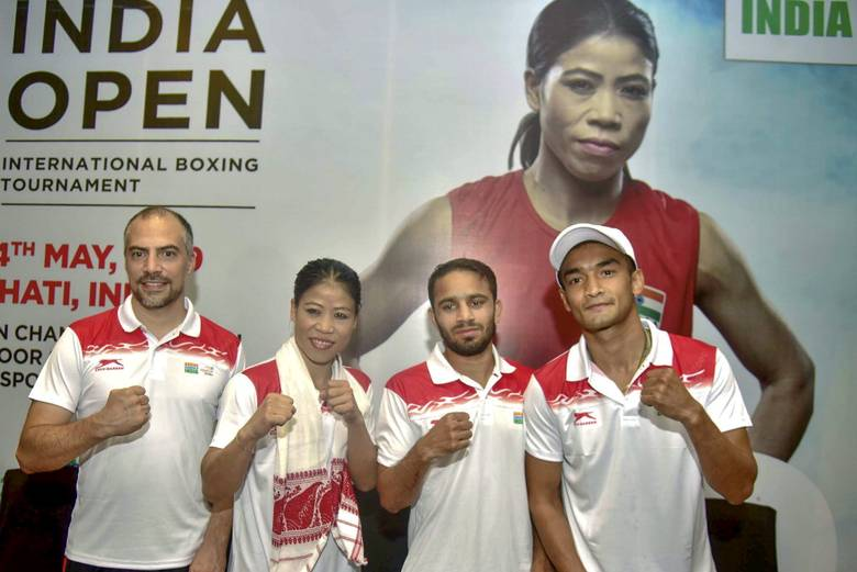 Coronavirus threat for Indian boxing team in Italy