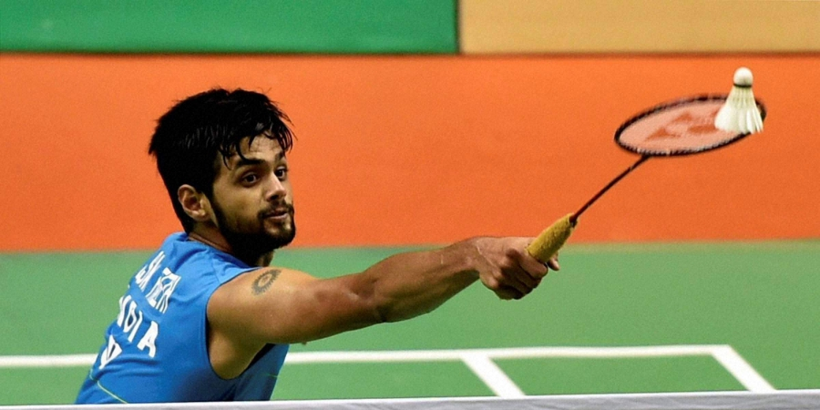 Sai Praneeth enter into 2nd round of Japan Open