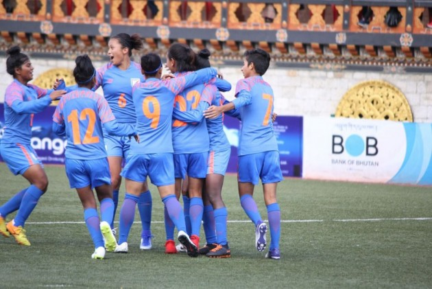 India beat Nepal 4-1 in first match of SAFF U-15 Women
