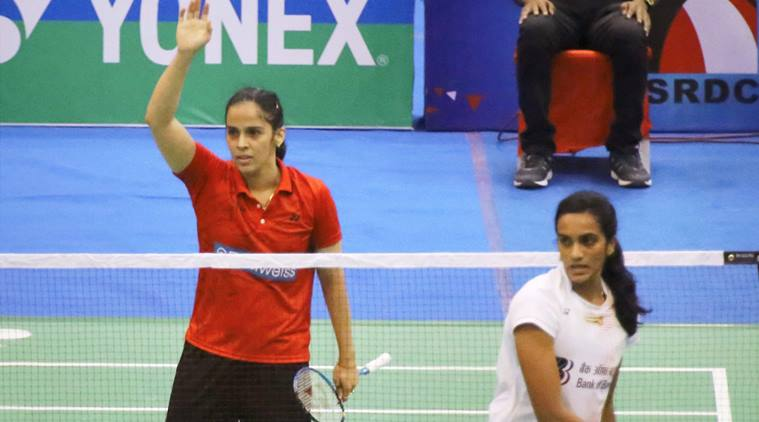Saina Nehwal,PV Sindhu enter second round of Indonesia Masters