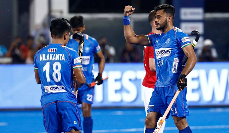 India take on South Africa in summit clash of FIH Men