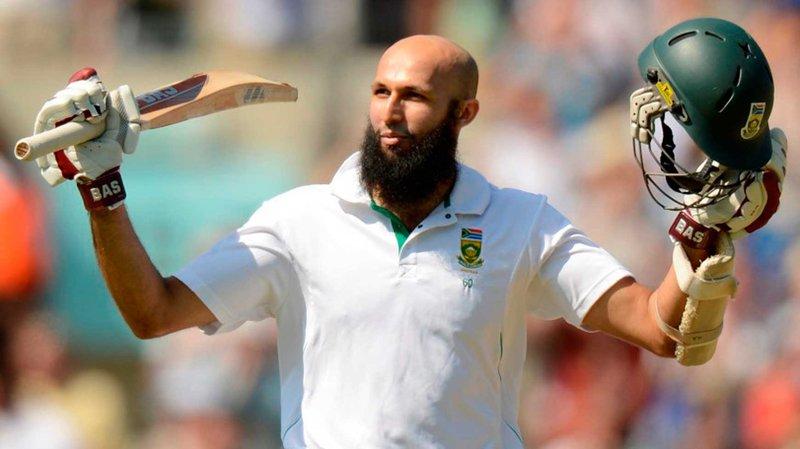 Amla cracks scintillating century in 100 Test against Sri Lanka