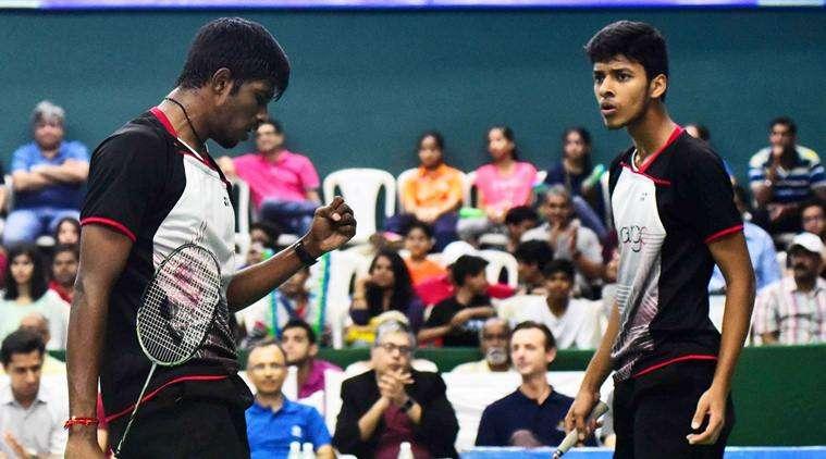 Satwiksairaj & Chirag clinch Vietnam Open International challenger badminton men