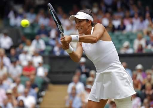 Muguruza, Venus storm into finals of Wimbledon women