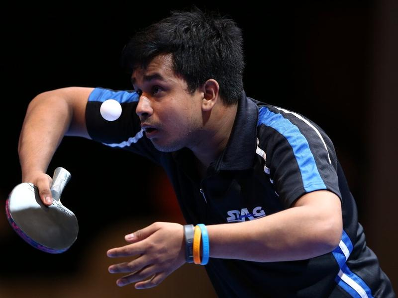 Ghosh, Shetty enter main draw of ITTF World Tour