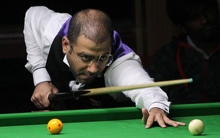 Sourav Kothari defeats Peter Gilchrist to clinch World Billiards Championship