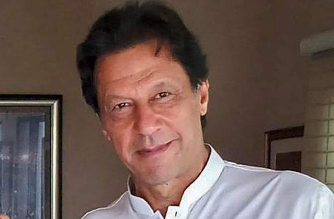 Pakistan PM Imran Khan to watch Indo-Pak match today