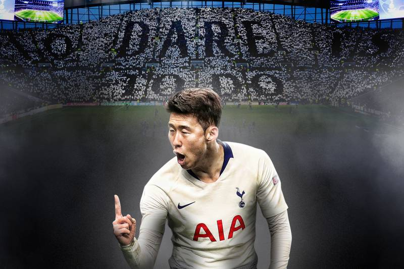 How Son Heung-Min Became Tottenham