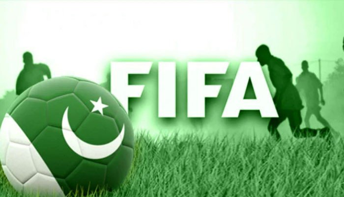 FIFA suspends Pakistan