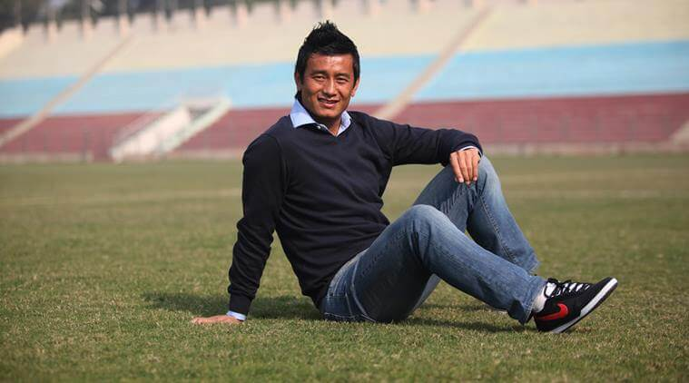 bhaichungbhutiafootballstadiumtobeinauguratedaftercovid19subsides