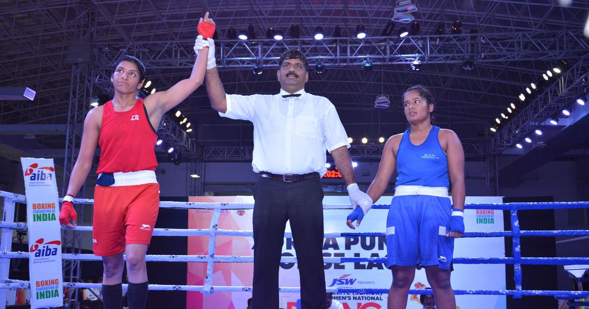Simranjit, Sonia enter quarters of National Boxing Championships