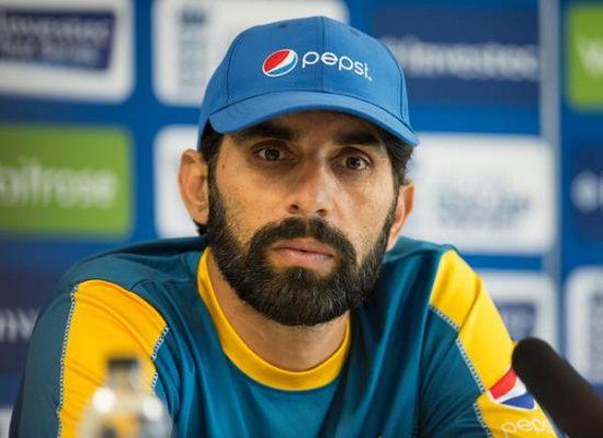 Misbah-ul-Haq announces retirement from international cricket