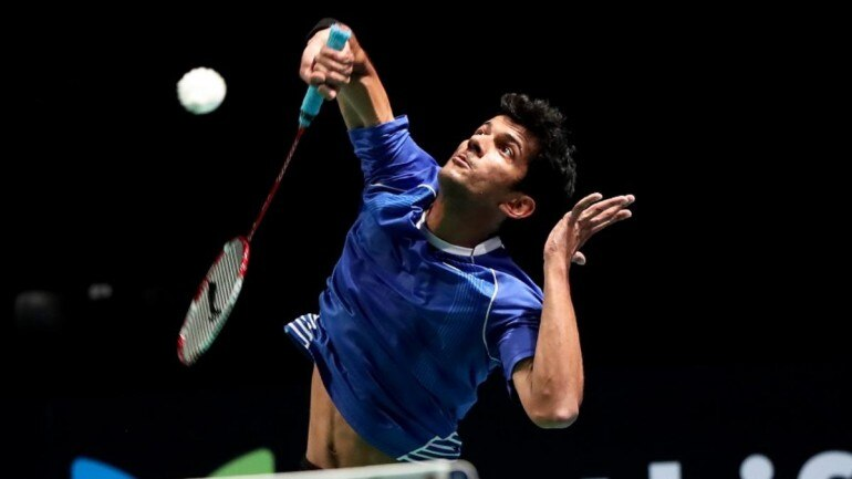 Ajay Jayaram crashed out in semi-finals of Spain Masters- India