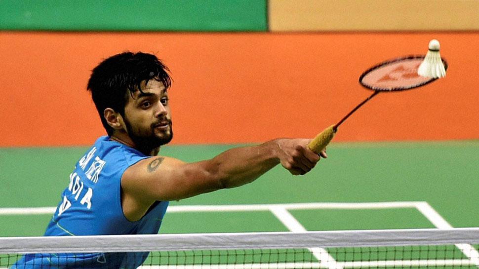 B Sai Praneeth enters semifinals of men