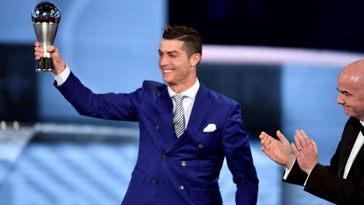 Cristiano Ronaldo named Portugal