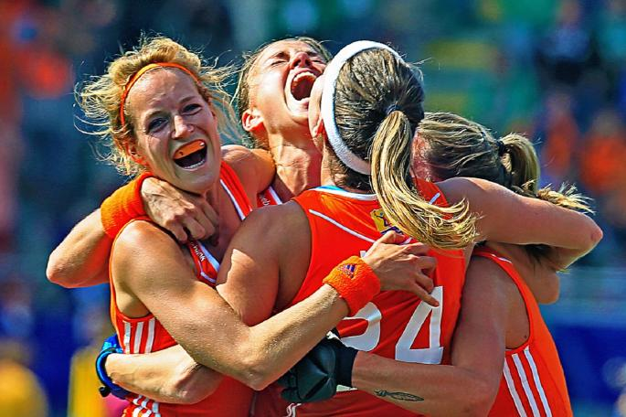 Netherlands crowned world champions in Women