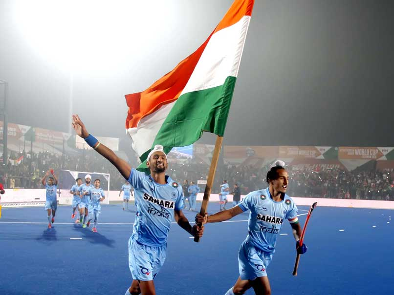 India defeat Belgium - After 15 Years - For 2nd Junior Hockey World Cup Title
