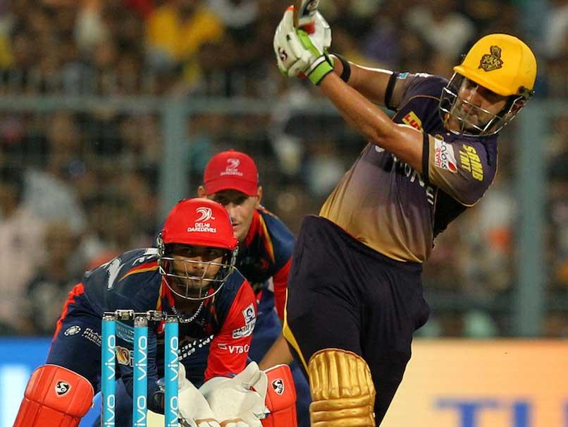 IPL 2017: KKR vs DD : Gautam Gambhir