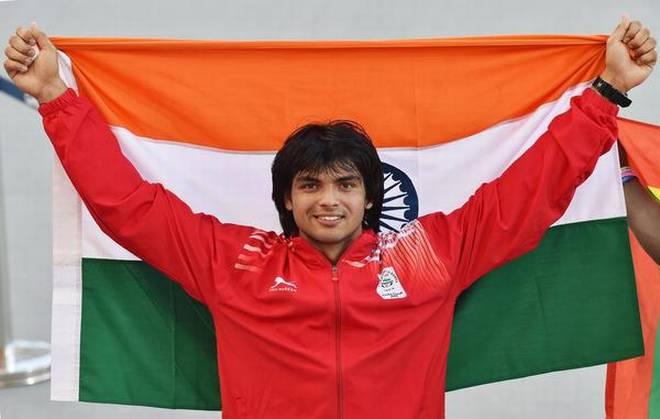 Neeraj named India