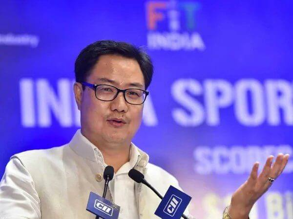 Kiren Rijiju announces Rs 15 lakh financial support for bereaved families of MK Kaushik, Ravinder Pal Singh