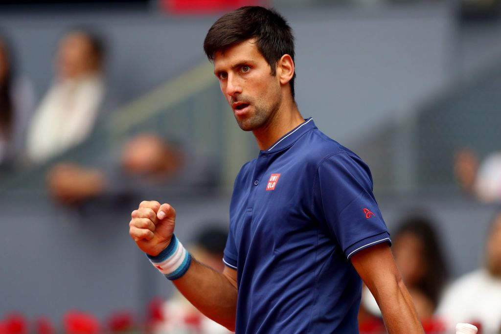 Novak Djokovic drops hint at appointing new coach before French Open
