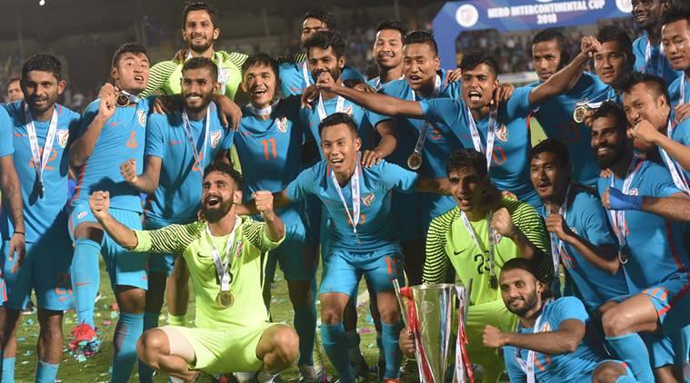 India thrash Kenya to lift Intercontinental Cup football title