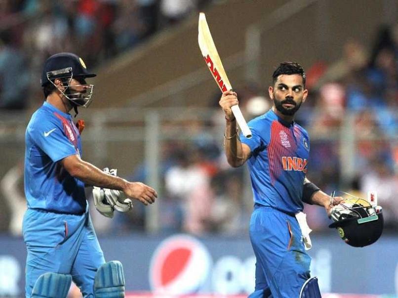 Kohli named captain for all three formats