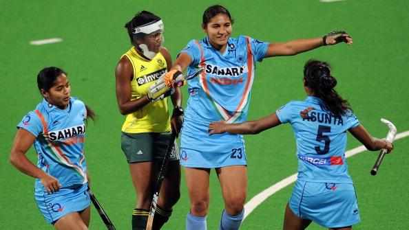 India seals berth in Women
