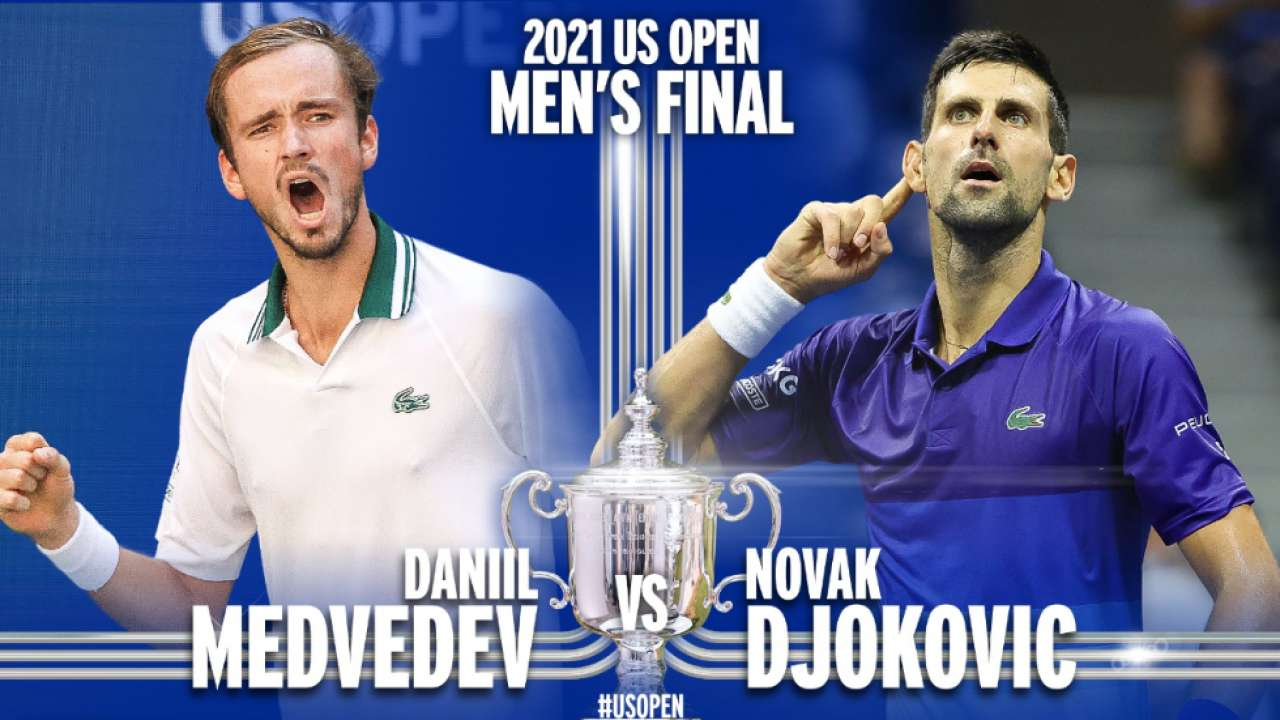 Djokovic to clash with Medvedev in the US Open final on Sunday