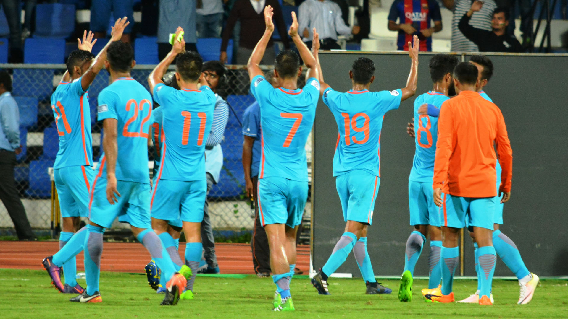 India to play with Kyrgyz Republic in final group match of Asian Cup football