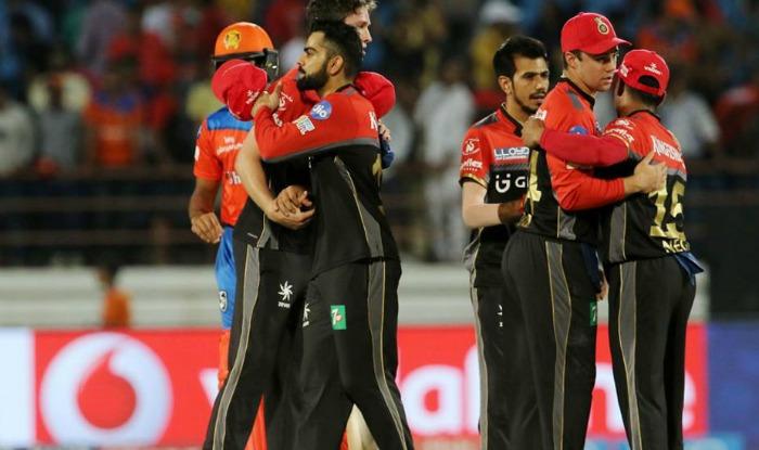 IPL-10: RCB beat GL by 21 runs