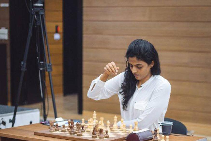 Harika losses to Zhongyi in Semifinal of World Women