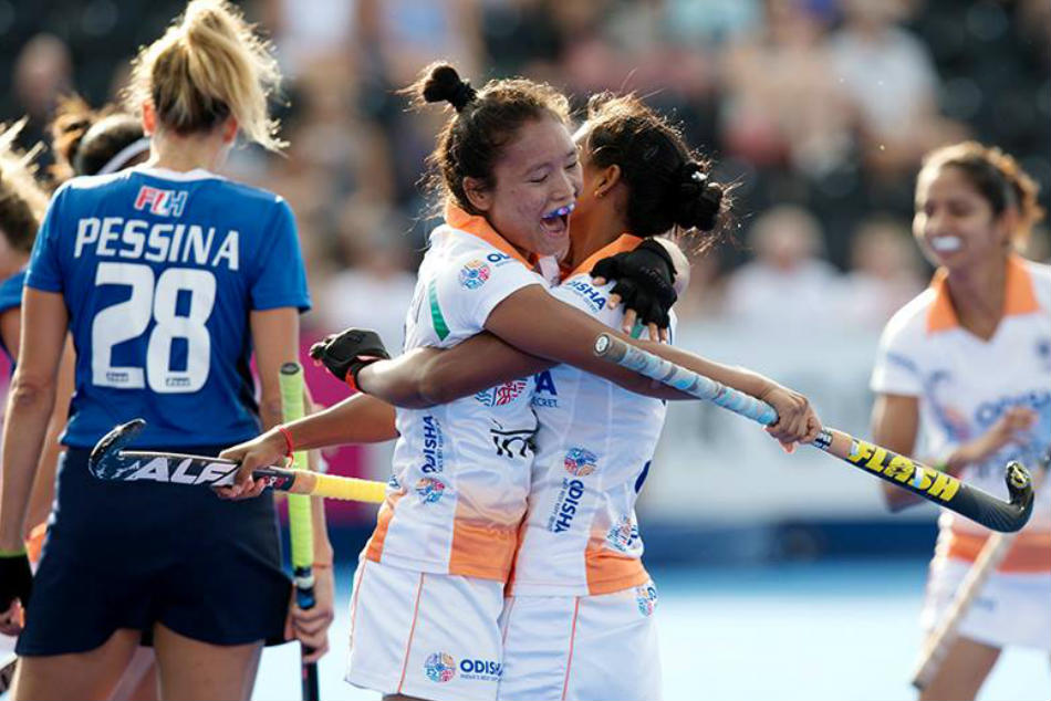 India beat Italy 3-0 to reach quarterfinals of Women