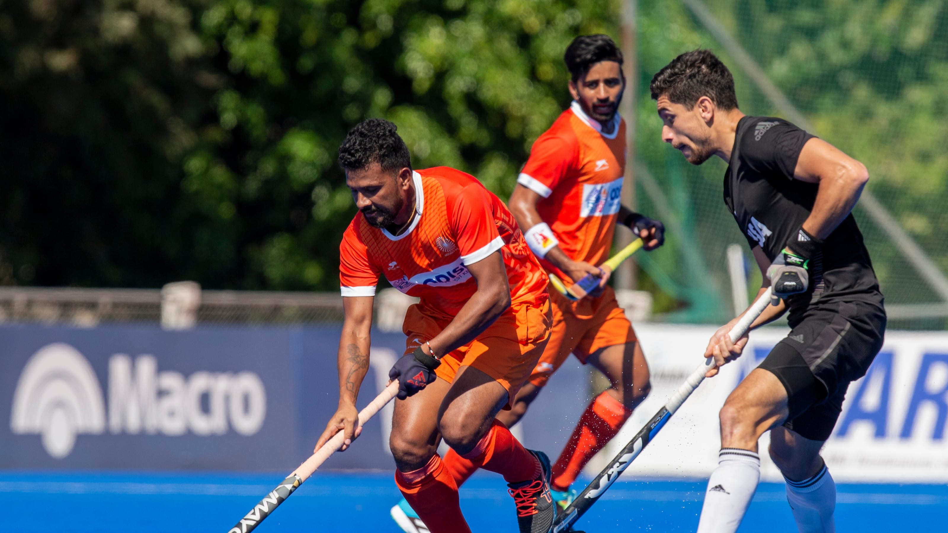 India beat Argentina 4-2 in fourth and final practice hockey match at Buenos Aires