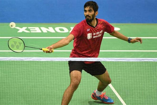 K Srikanth to play in quarterfinals of Hong Kong Open