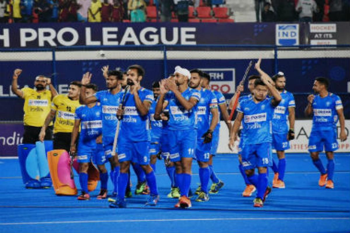 Current Updates of FIH Pro League 2020