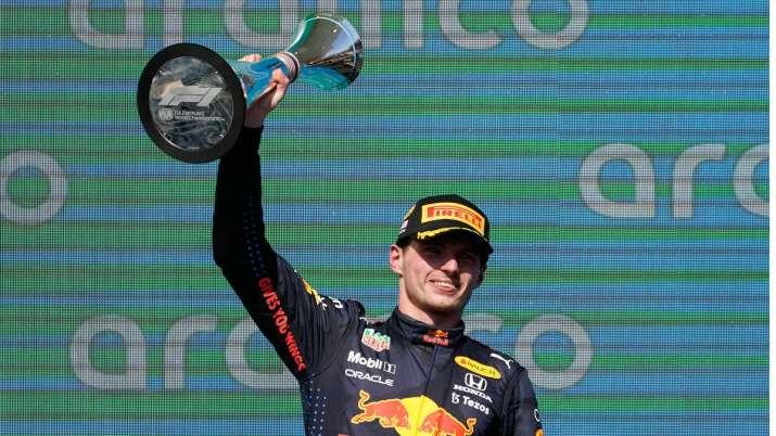 Max Verstappen wins F1 US Grand prix