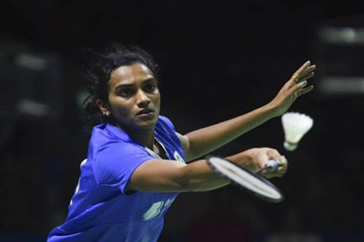 PV Sindhu enter the second round of BWF French Open