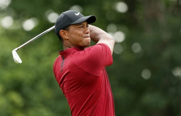 Woods climbs to world no.6