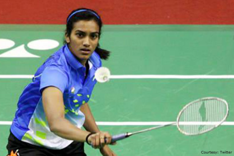 PV Sindhu enter in quarterfinals of China Open