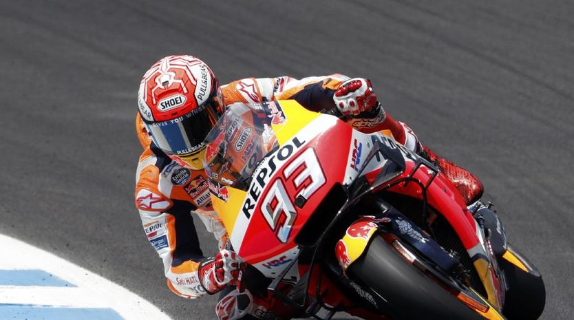 Marquez wins French MotoGP
