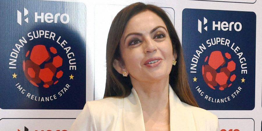 FSDL chairperson Nita Ambani confirms East Bengal